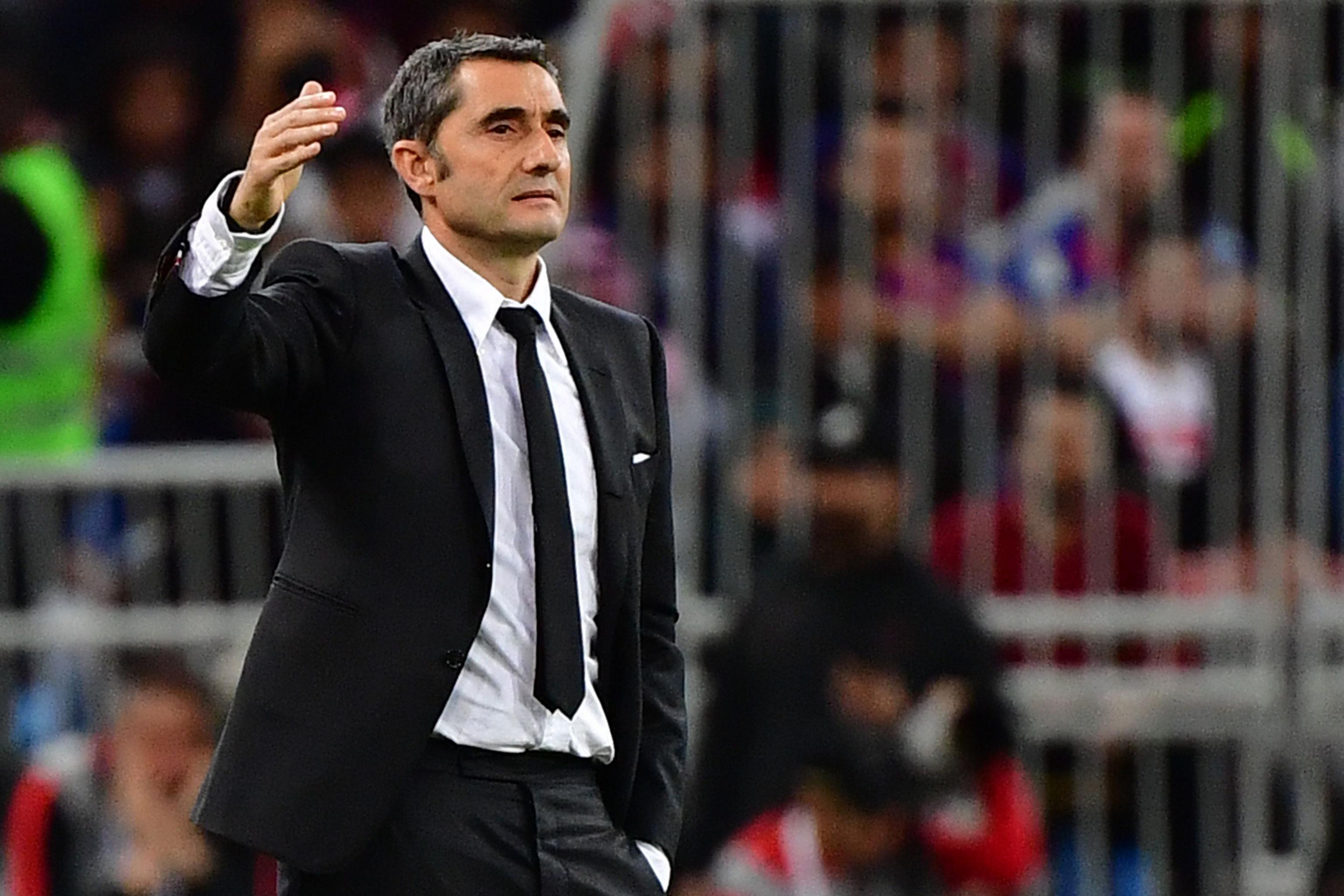 Vicente Del Bosque Surprised by Barcelona's Decision to Sack Ernesto Valverde   Bleacher Report   Latest News, Videos and Highlights