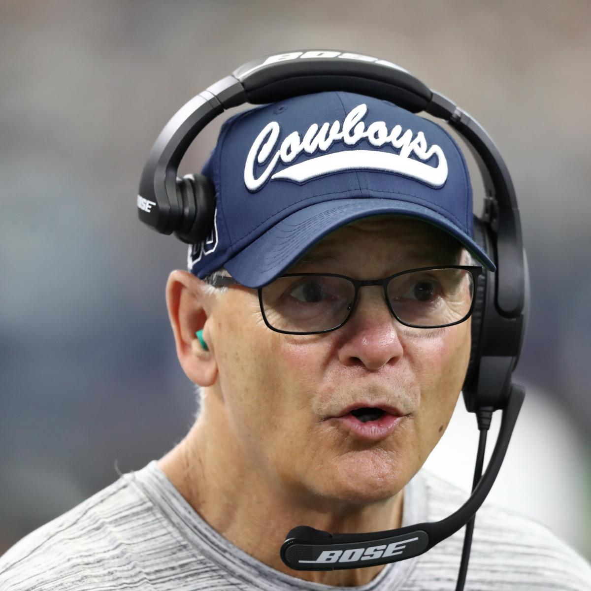 Raiders Rumors: Brentson Buckner Fired as DL Coach; Rod Marinelli to Replace