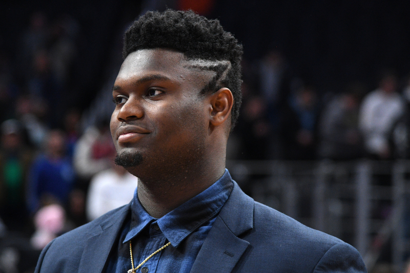Is Ja Morant's Rookie of the Year Hardware Safe from Zion Williamson?