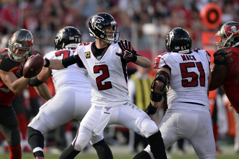 Falcons Announce They'll Unveil 1st New Uniforms Since 2003 in April