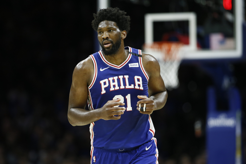 76ers' Joel Embiid Announces Release of Under Armour Signature Shoe in Fall 2020