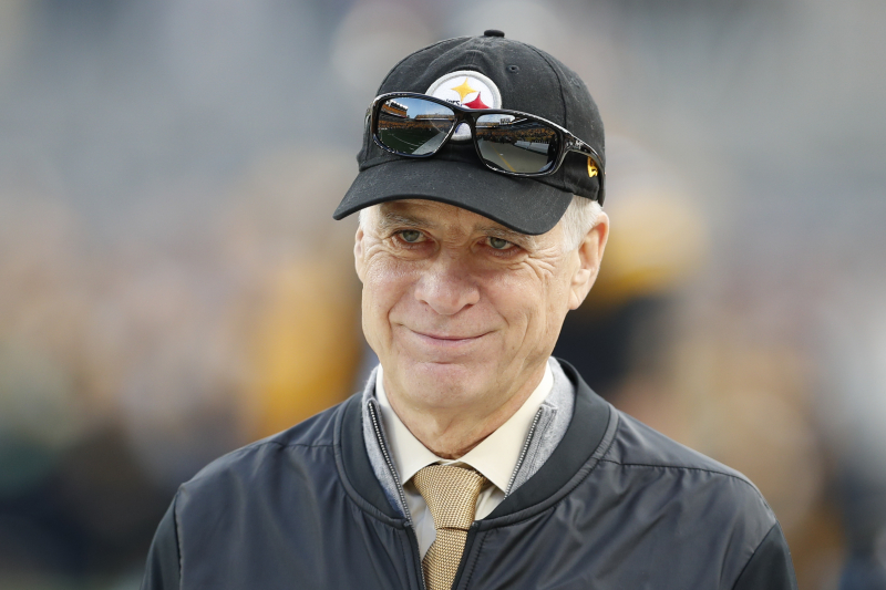 Steelers Owner Art Rooney II Says NFL Will Examine Rooney Rule Amid Criticism
