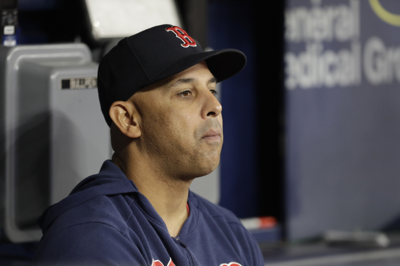 Red Sox Left Reeling as Alex Cora Goes Down as One of MLB's Greatest Cheaters