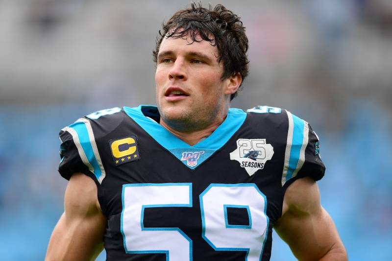 Image result for Luke Kuechly