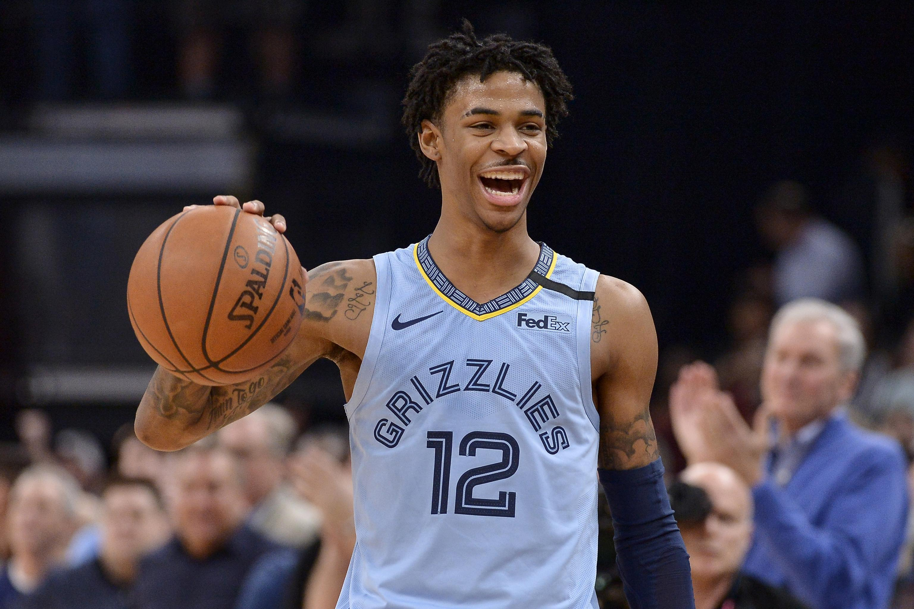 Ja Morant Is Torching Defenses and Becoming NBA's Newest Must-See Sensation | Bleacher Report | Latest News, Videos and Highlights