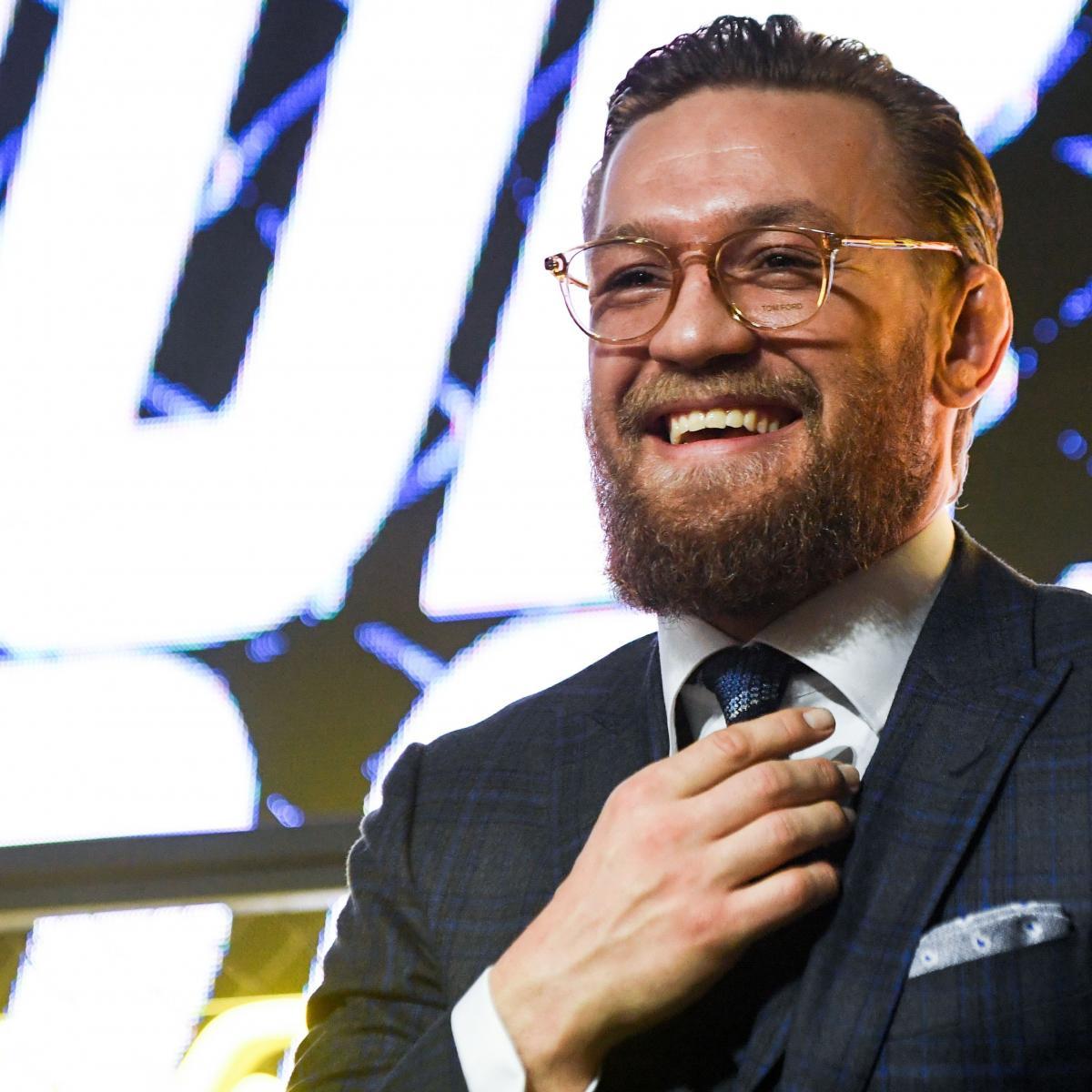 Ahead of UFC 246 Return, Conor McGregor Is Sending Mixed Signals