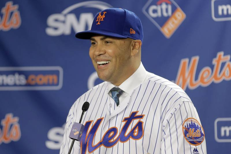 Carlos Beltran >> Mets Rumors Nym Wavering On Manager Carlos Beltran Amid