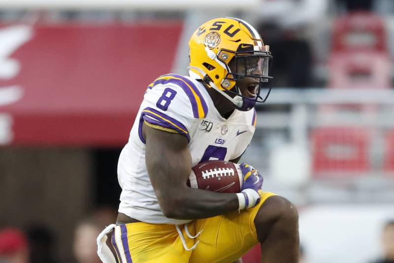 Image result for patrick queen lsu