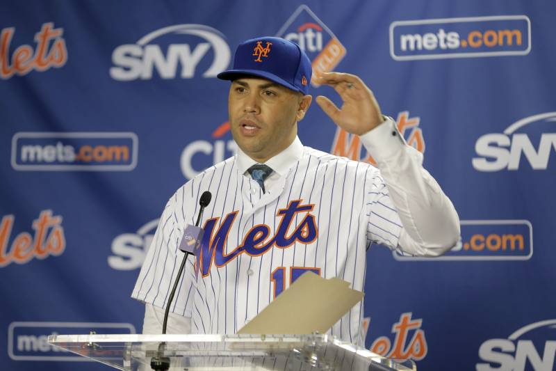 Carlos Beltran >> Mets Rumors Luis Rojas Considered For Manager After Carlos
