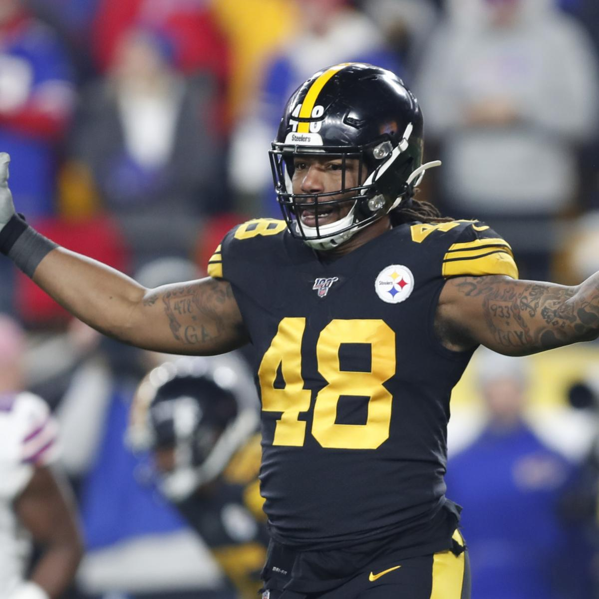 Steelers Rumors: Bud Dupree Receives Franchise Tag Ahead of NFL Free Agency
