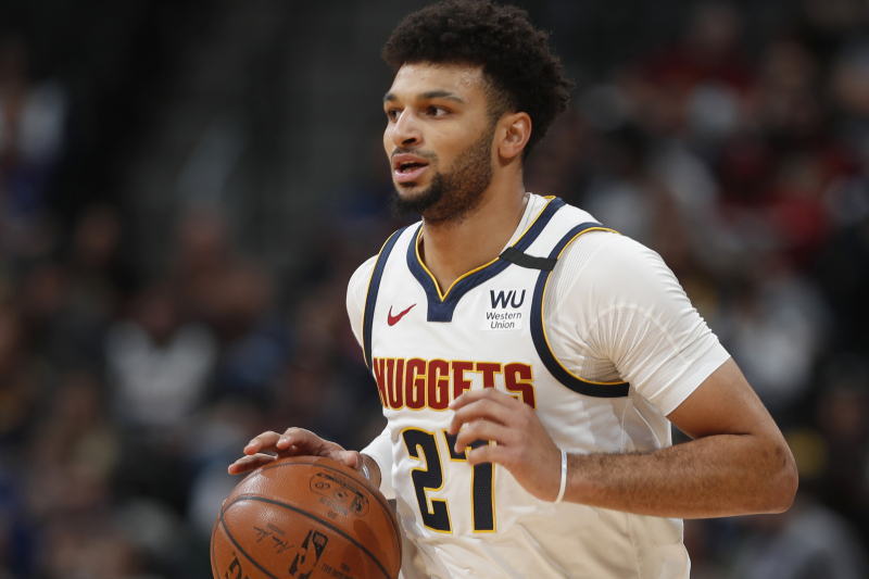 Report: Nuggets' Jamal Murray Expected to Miss Multiple Games with Ankle Injury