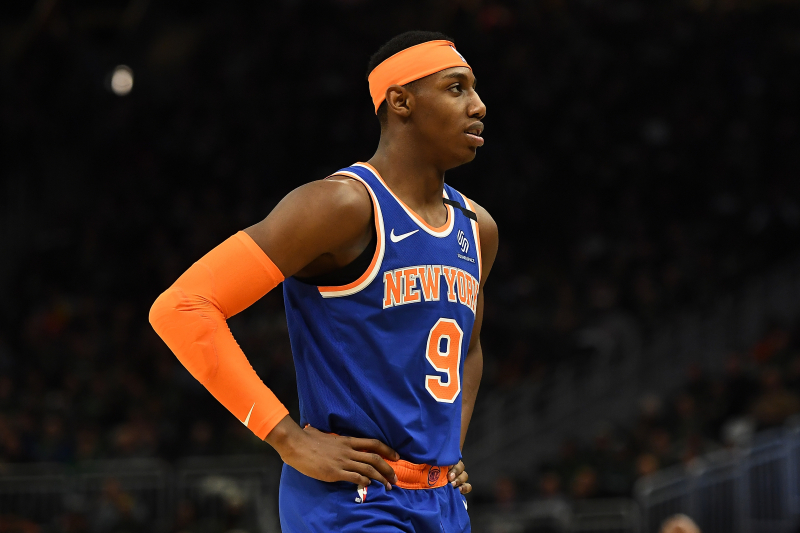 Knicks News: RJ Barrett out at Least 1 Week After Suffering Ankle Injury