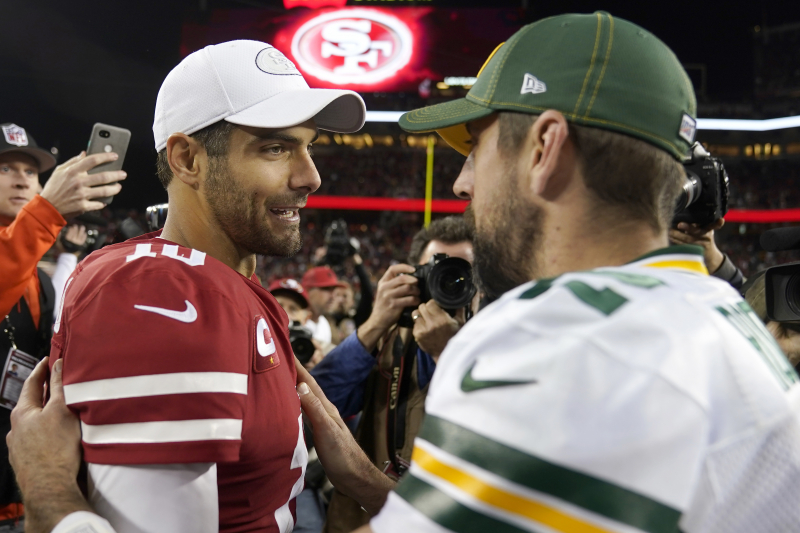 Packers vs. 49ers: Updated Odds, Predictions for NFC Championship Game 2020