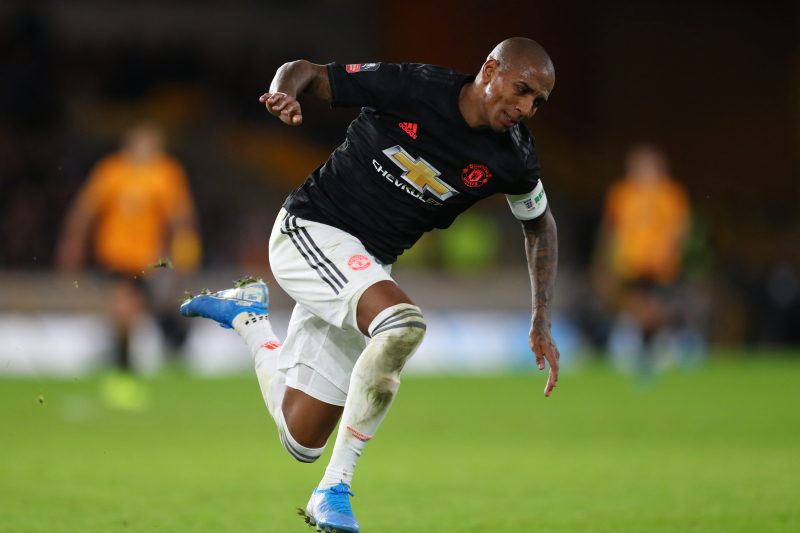 Ashley Young Completes Transfer from Manchester United to Inter Milan