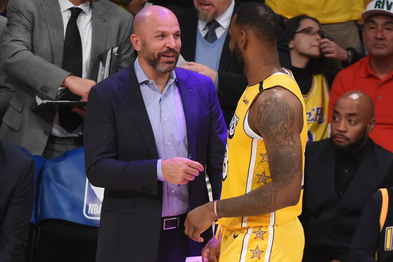 Report: Lakers' LeBron James Thinks Only Jason Kidd Shares His Basketball IQ