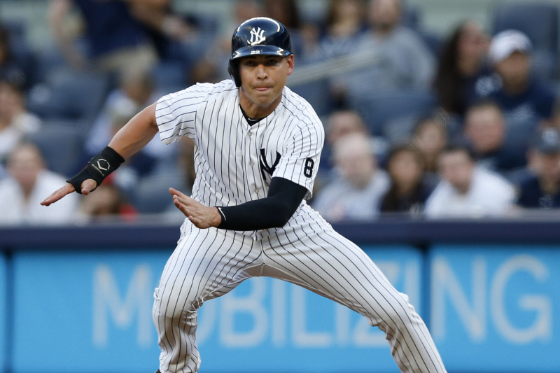 Cubs Rumors: Ex-Yankee Jacoby Ellsbury a Free-Agent Target Despite 2-Year Layoff