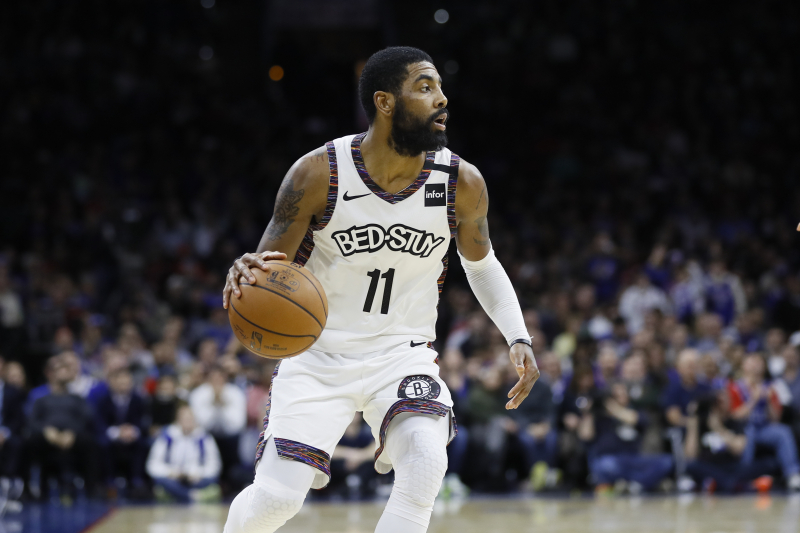 Kyrie Irving on Leadership Role with Nets: 'It's Not Like I'm an Assh--e'