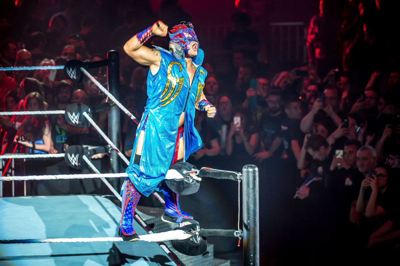 Kalisto Reportedly Re-Signs with WWE, Marty Scurll-AEW Rumor, Killer Kross