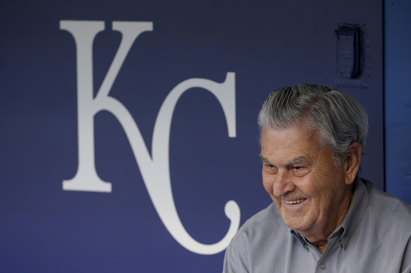 Former Royals Owner, Chairman David Glass Dies at Age 84