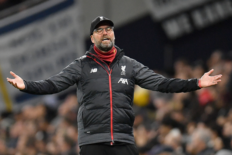 Jurgen Klopp Says AFCON Rescheduling Is a 'Catastrophe' for Liverpool
