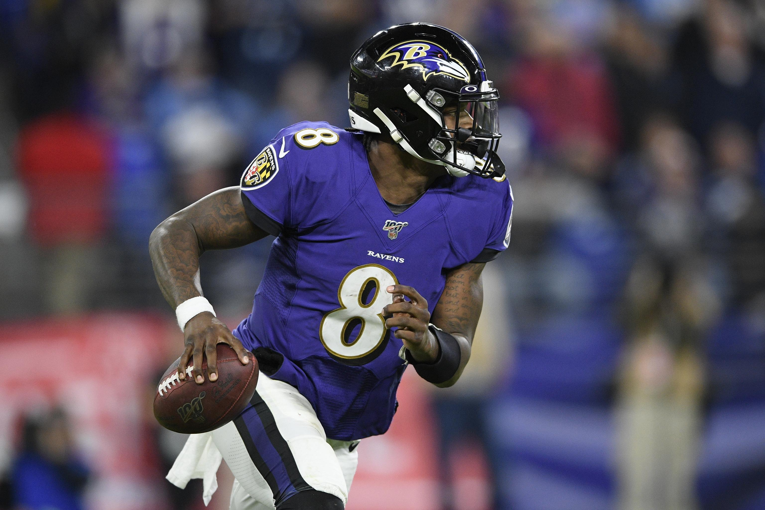 Ravens' Lamar Jackson Will Attend 2020 Pro Bowl After Playoff Loss to  Titans | Bleacher Report | Latest News, Videos and Highlights
