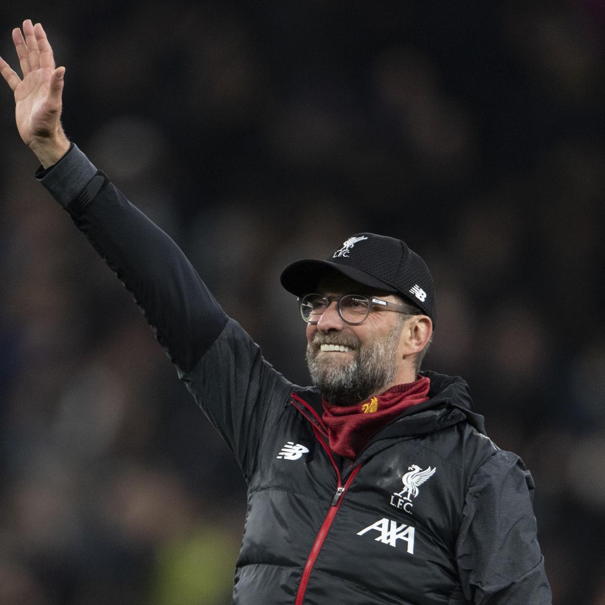 Jurgen Klopp: Liverpool Can't Replicate Alex Ferguson's Manchester United Run