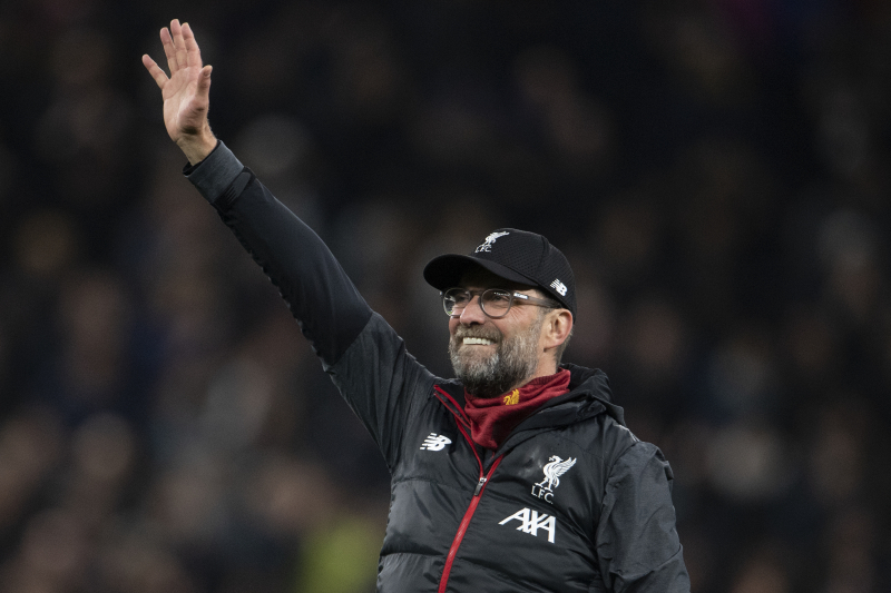 Jurgen Klopp: Liverpool Can't Replicate Alex Ferguson's Manchester United Run