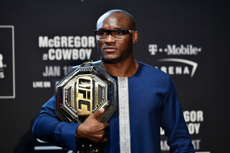Kamaru Usman Says He'd 'Humble' Conor McGregor Ahead of UFC 246
