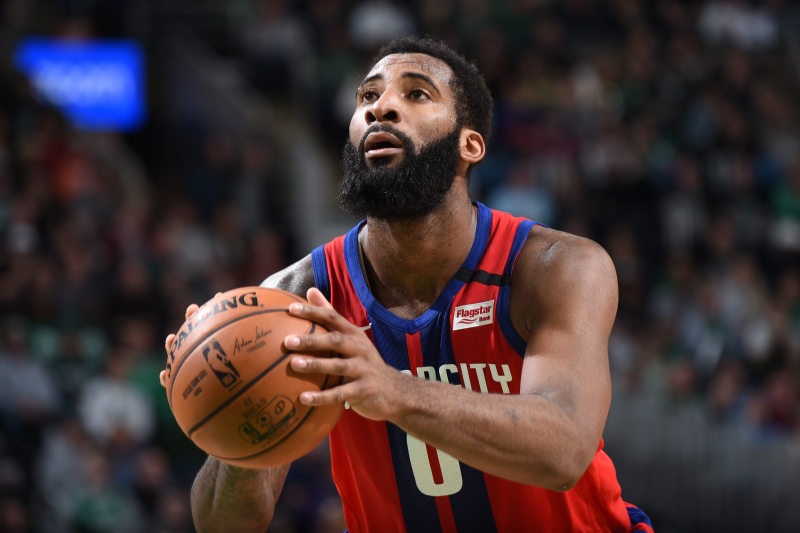 Andre Drummond Trade Rumors: 'No Traction' on Talks for Pistons Center