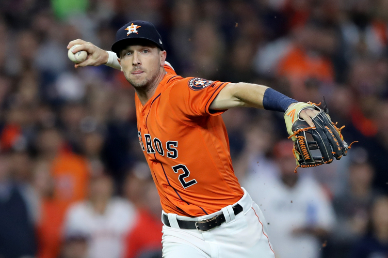 Astros' Alex Bregman Talks Sign-Stealing Scandal for 1st Time Since MLB's Report