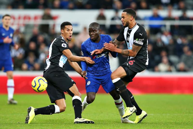 Isaac Hayden's Stoppage-Time Winner Helps Newcastle United Stun Chelsea 1-0