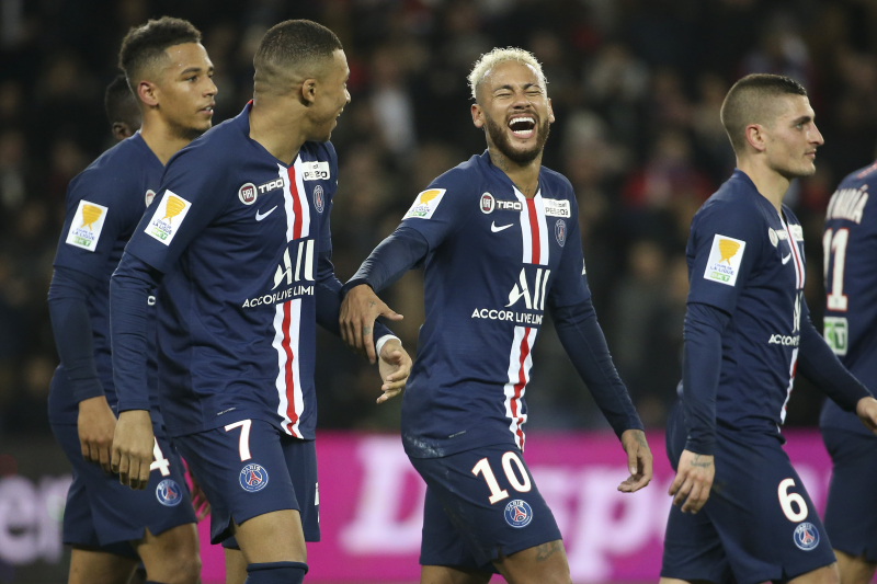 Thomas Tuchel Says Neymar Has Become the Leader PSG 'Hoped For'