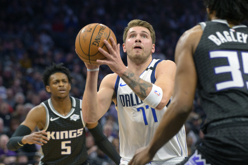 Luka Doncic Says He 'Honestly' Thought Kings Would Select Him in 2018 NBA Draft
