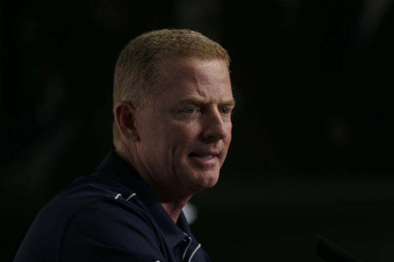 Ex-Cowboys HC Jason Garrett: Joining Giants, Joe Judge as OC 'Just Felt Right'