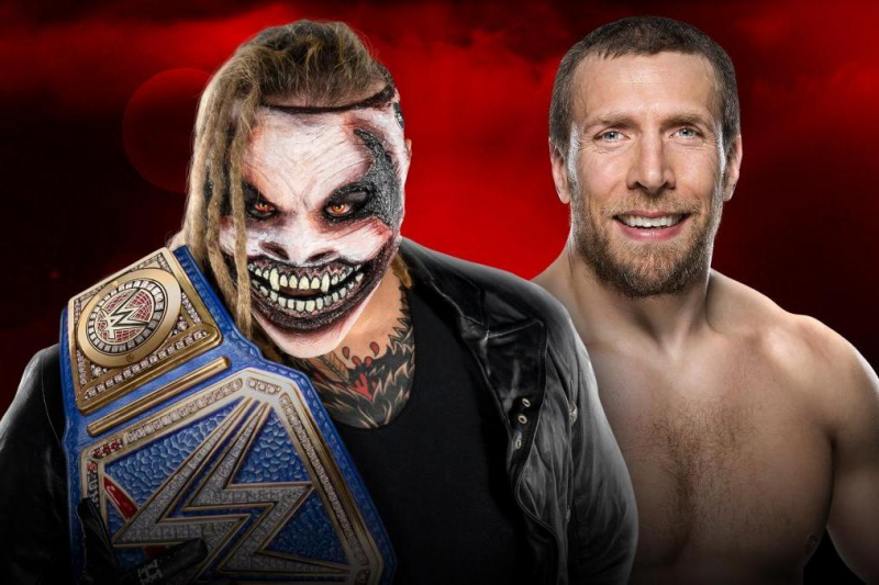 The Fiend Defeats Daniel Bryan to Retain Universal Title at WWE Royal Rumble
