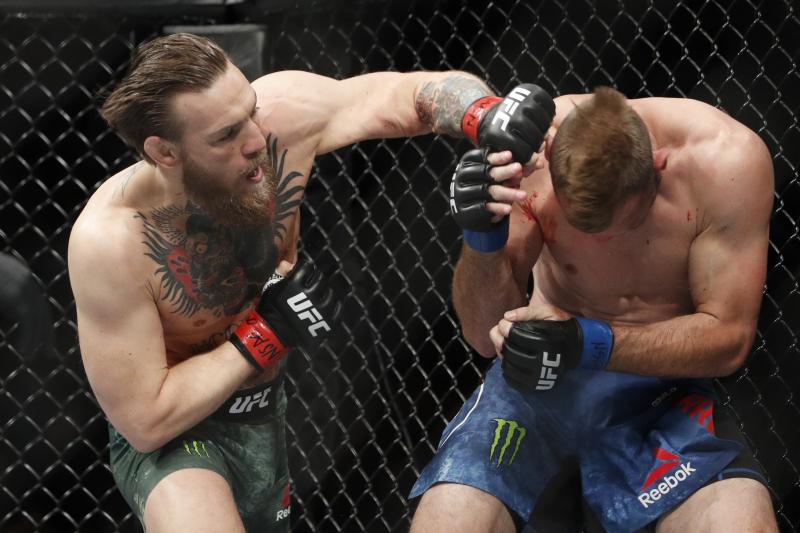 UFC 246 Results: Conor McGregor 40-Second TKO, Holly Holm Win Headline Main Card