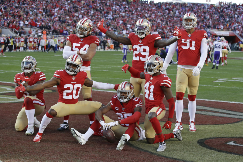 NFC Championship Game 2020: Live Stream, Odds Guide for Packers vs. 49ers
