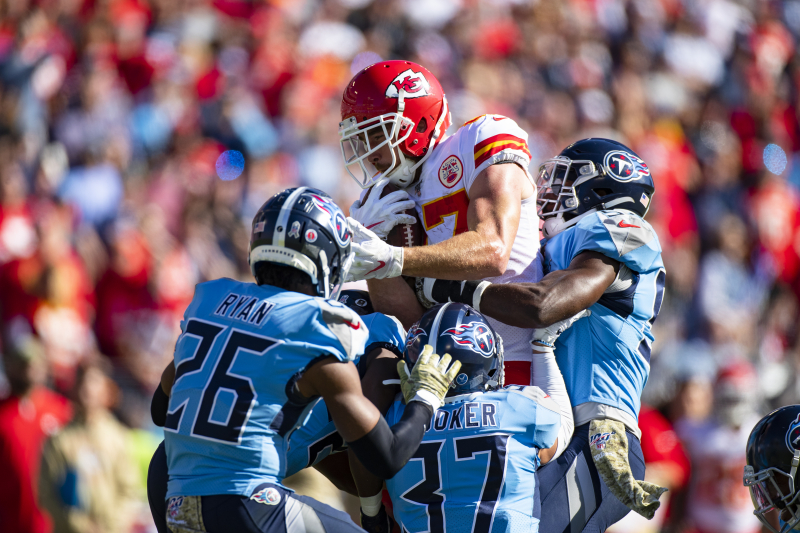 AFC Championship Game 2020: Live Stream, Odds Guide for Titans vs. Chiefs