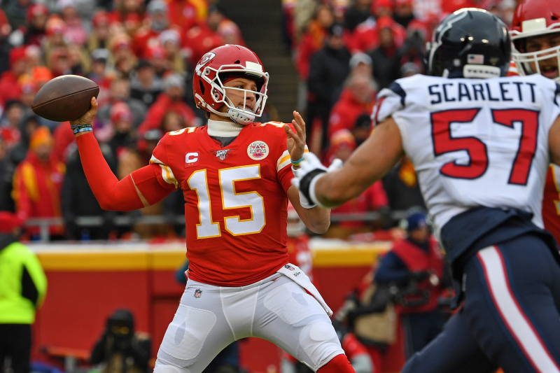 Titans vs. Chiefs: Final Odds, Spread Picks for AFC Championship Game 2020