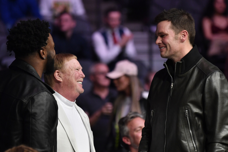 UFC's Dana White Says Tom Brady Will Play with Raiders If He Leaves Patriots