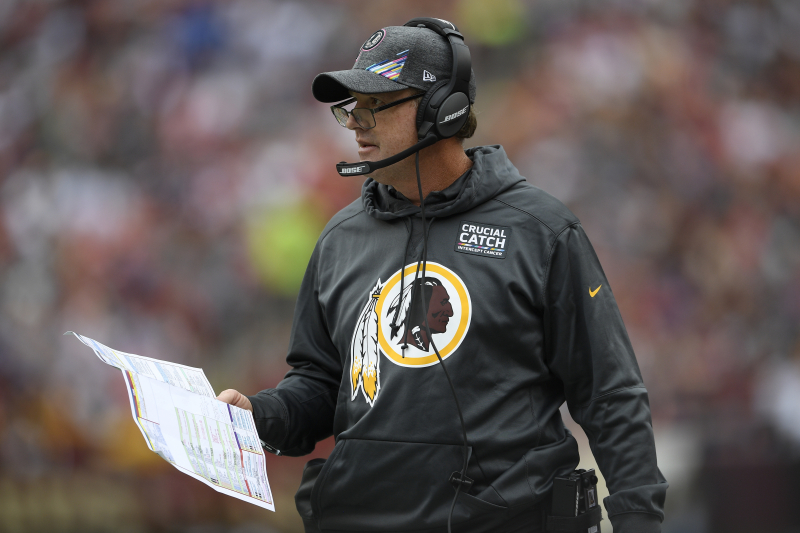 Former Redskins HC Jay Gruden Reportedly to Interview for Jaguars' OC Position