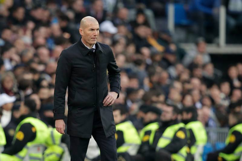 Zinedine Zidane Monchi Respond To Var Calls In Real Madrid Vs