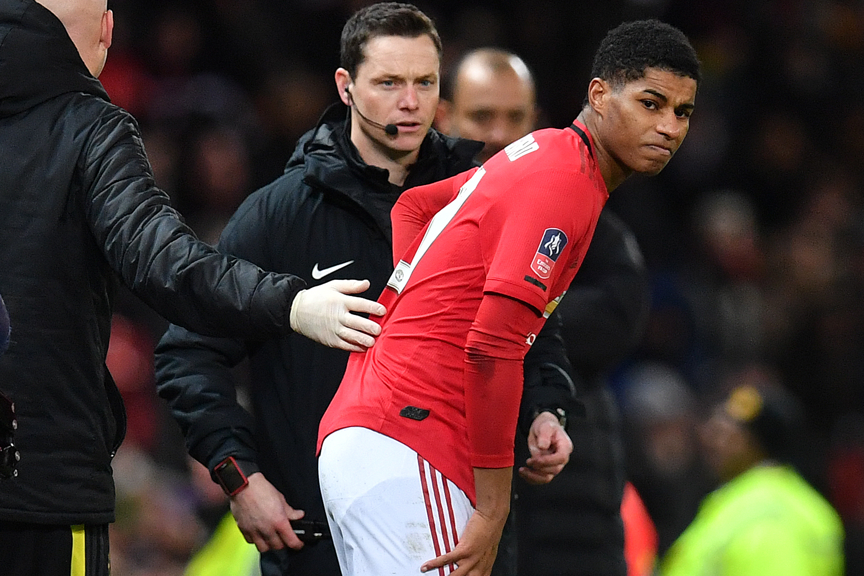 Manchester United S Marcus Rashford Reportedly Out 2 3 Months With Back Injury Bleacher Report Latest News Videos And Highlights