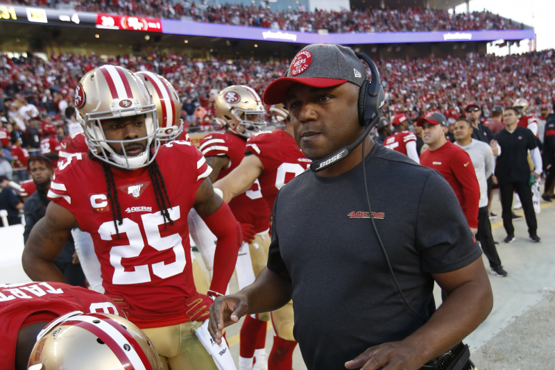 Browns Rumors: 49ers' Joe Woods 'On Track' to Be Cleveland Defensive Coordinator
