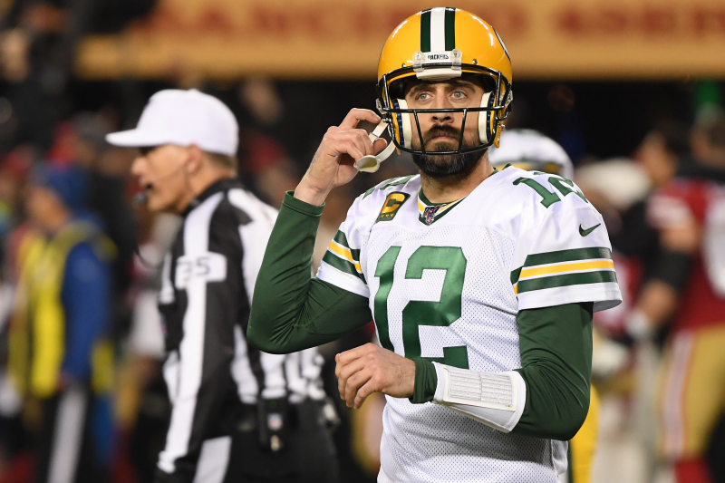 Packers' Aaron Rodgers Says 'Window Is Open for Us' After Loss to 49ers