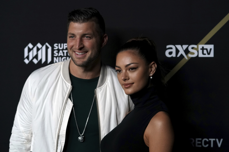 Tim Tebow, Girlfriend Demi-Leigh Nel-Peters Get Married in South Africa