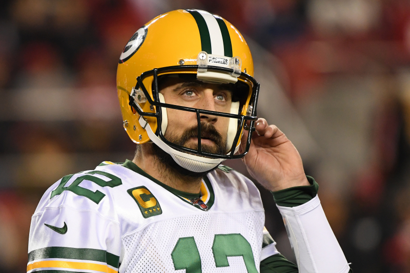 Lack of Super Bowl Action Might Always Weigh on Aaron Rodgers' Legacy