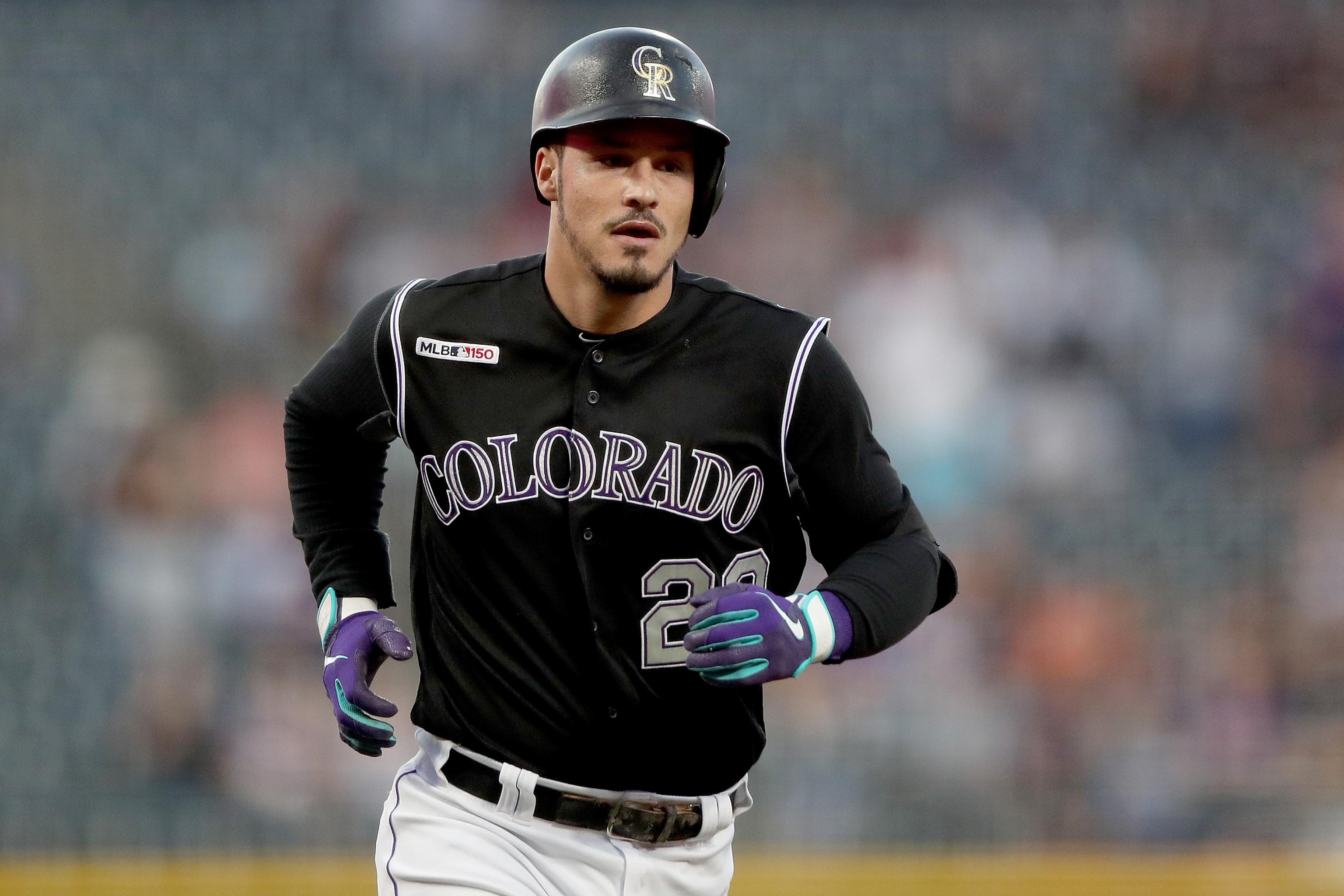 Image result for Nolan Arenado""