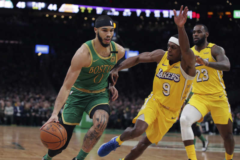 LeBron James, Lakers Routed by Celtics as Anthony Davis Returns from Injury