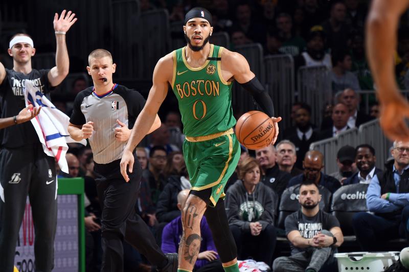 Jayson Tatum Has Crossed the Threshold into NBA Stardom